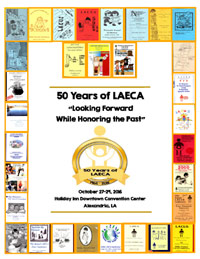2016 LAECA Program Cover